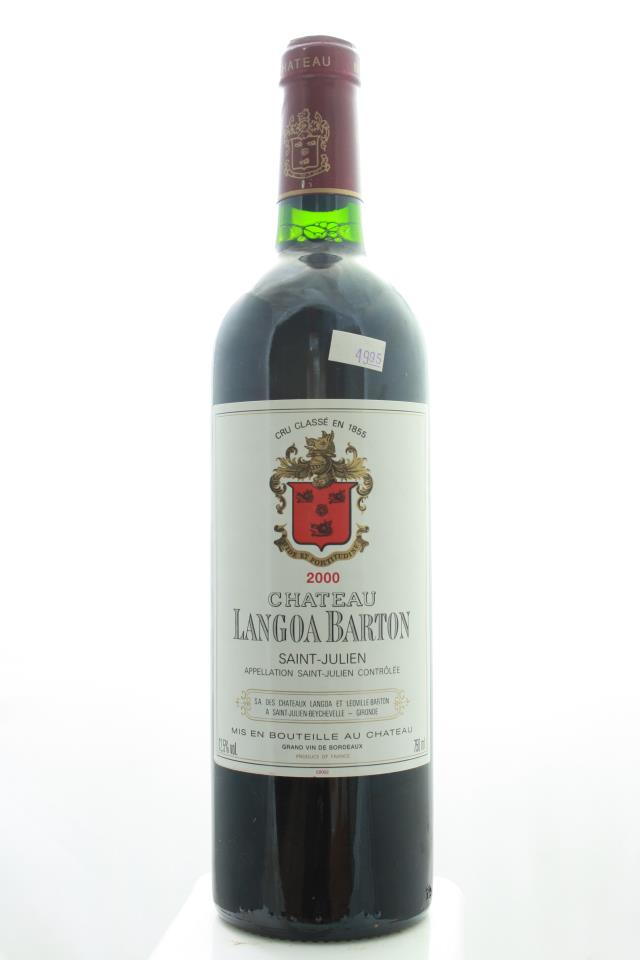 Langoa Barton 2000