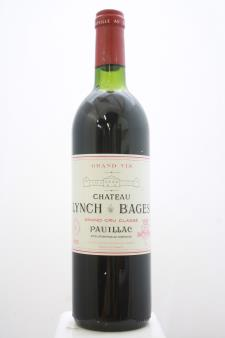 Lynch-Bages 1983