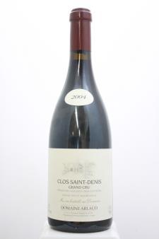 Arlaud Clos Saint-Denis 2004
