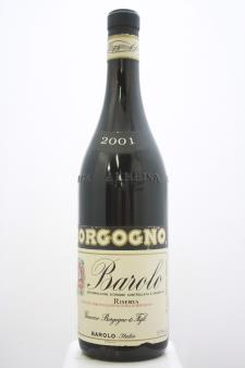 Giacomo Borgogno Barolo Riserva 2001