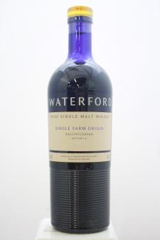 Waterford Irish Single Malt Whisky Single Farm Origin Ballykilcavan Edition 1.2 NV
