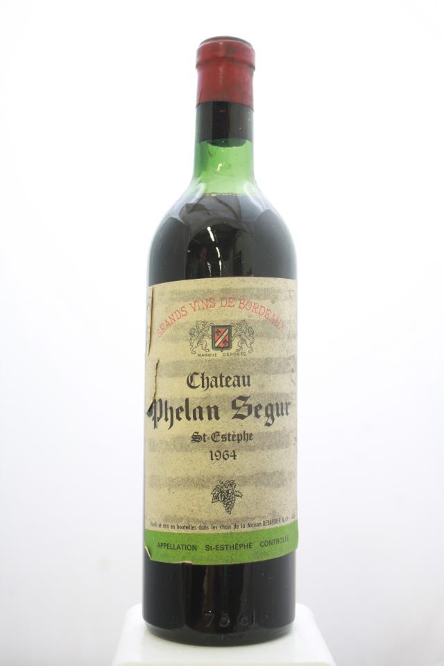 Phélan-Ségur 1964