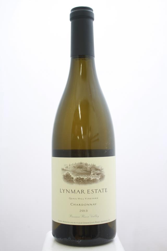 Lynmar Chardonnay Quail Hill Vineyard 2013