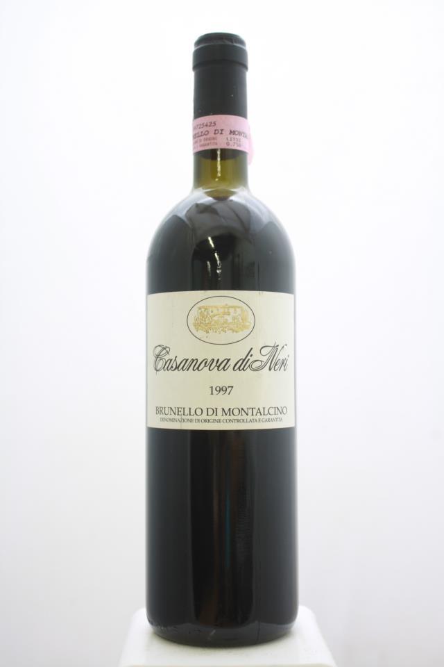 Casanova di Neri Brunello di Montalcino 1997