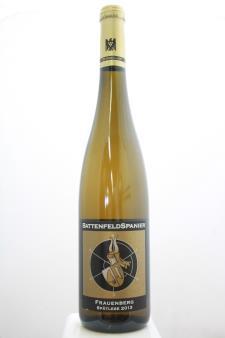 Battenfeld Spanier Nieder-Flörsheim Frauenberg Riesling #28 2013