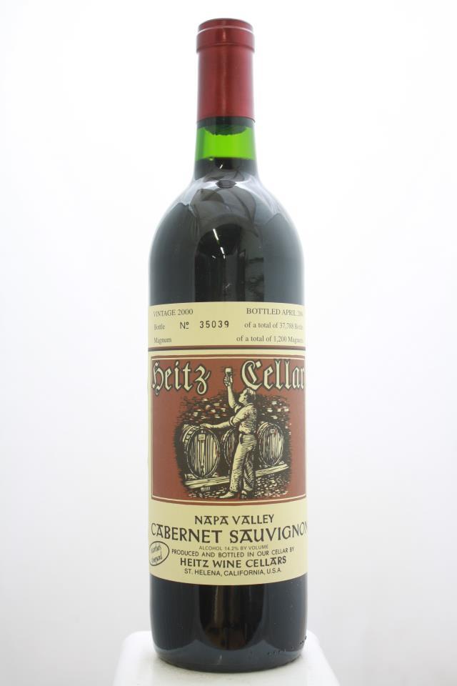 Heitz Cellar Cabernet Sauvignon Martha's Vineyard 2000
