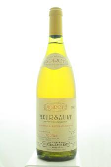 A. Noirot-Carrière Domaine A. Ropiteau-Mignon Meursault 1987