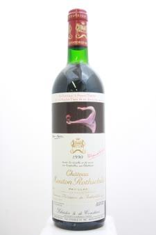 Mouton Rothschild 1990