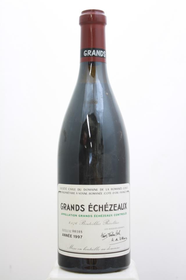 Domaine de la Romanée-Conti Grands Echézeaux 1997