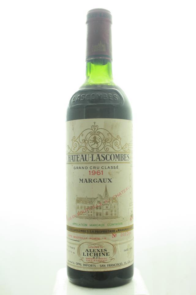 Lascombes 1961