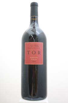 Tor Cabernet Sauvignon Beckstoffer To Kalon Vineyrad Clone 4 2008