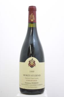 Domaine Ponsot Morey-Saint-Denis Cuvée des Grives 1990