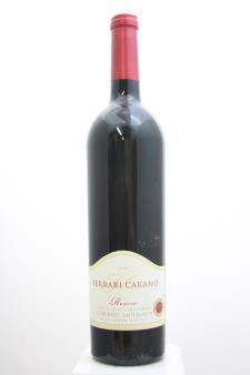 Ferrari-Carano Cabernet Sauvignon Mountain Vineyards Reserve 2010