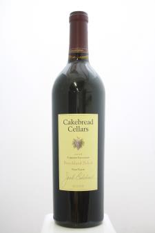 Cakebread Cellars Cabernet Sauvignon Benchland Select 2006