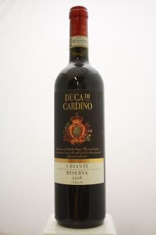 Duca di Cardino Chianti Riserva 2008