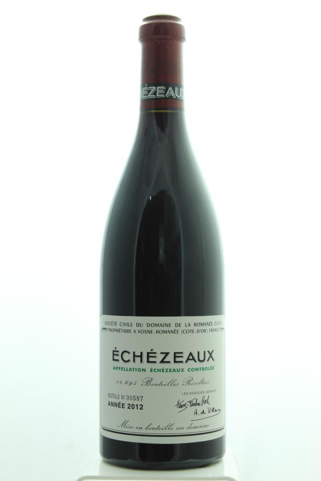 Domaine de la Romanée-Conti Echézeaux 2012