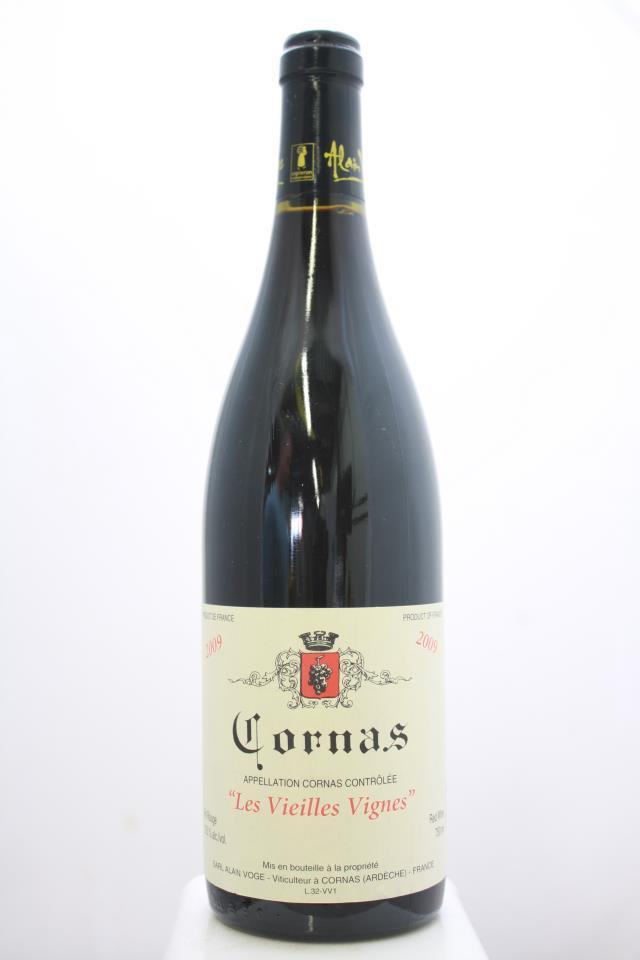 Alain Voge Cornas Les Vieilles Vignes 2009