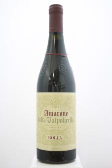 Bolla Amarone della Valpolicella Classico 1986