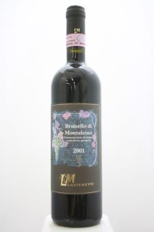 Lazzeretti Brunello di Montalcino 2001