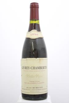 Alain Burguet Gevrey-Chambertin Vieilles Vignes 1990
