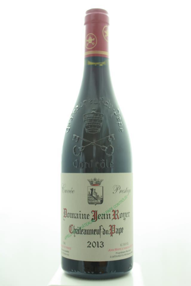 Jean Royer Châteauneuf-du-Pape Cuvée Prestige 2013