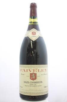 Faiveley Mazis Chambertin 1989