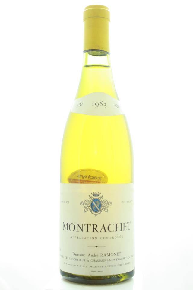 Ramonet Montrachet 1983