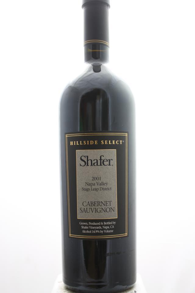 Shafer Cabernet Sauvignon Estate Hillside Select 2001