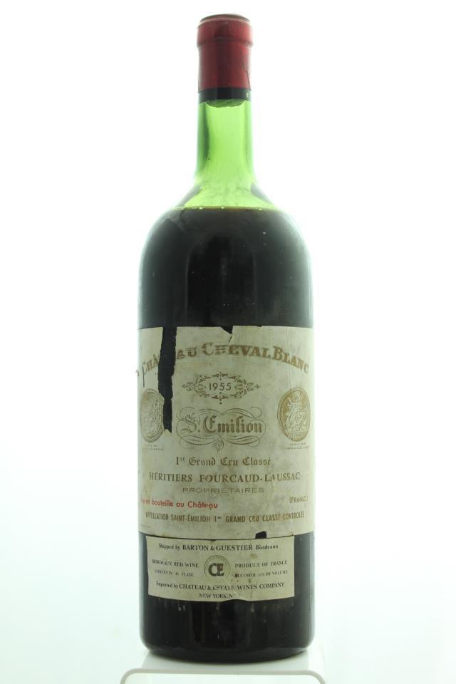 Cheval Blanc 1955