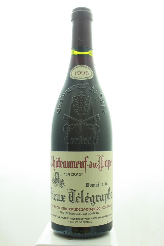 Vieux Télégraphe Châteauneuf-du-Pape La Crau 1995