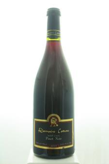 Domaine Coteau Pinot Noir Yamhill County 2000