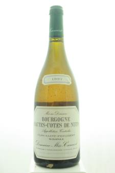 Domaine Méo-Camuzet Hautes-Cotes de Nuits Clos Saint-Philibert 1997