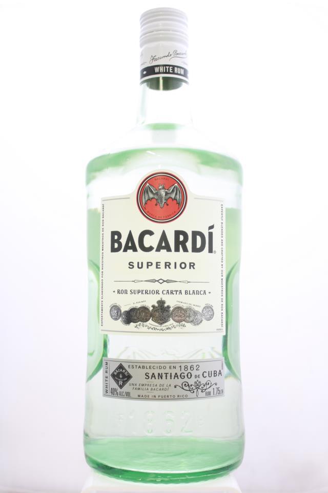 Bacardi Superior Blanca NV
