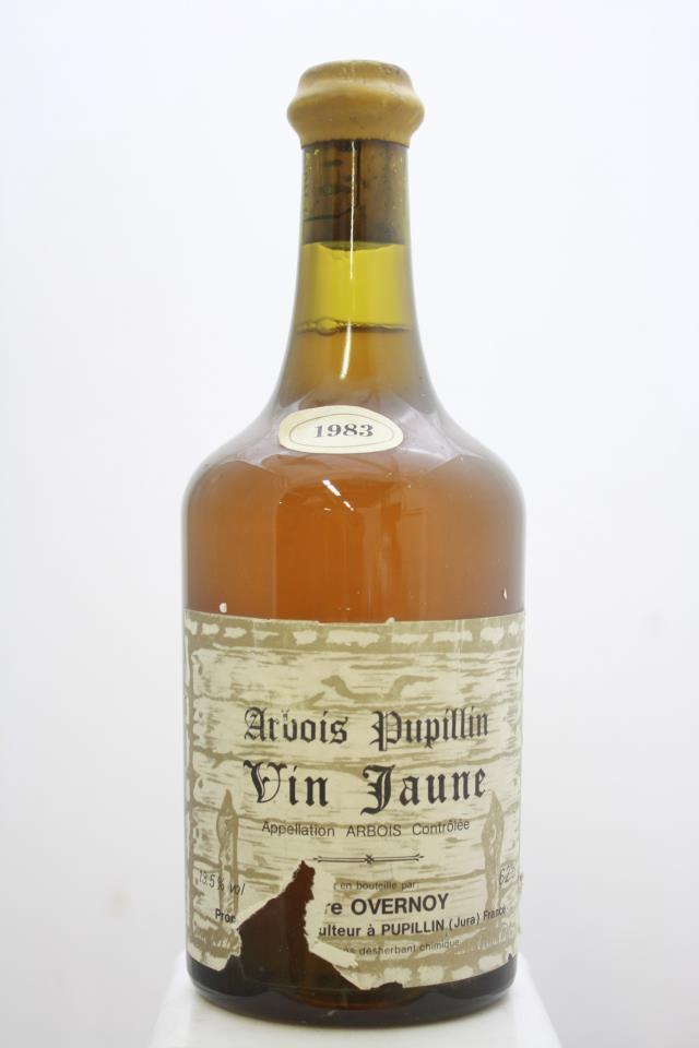 Pierre Overnoy Arbois-Pupillin Vin Jaune 1983