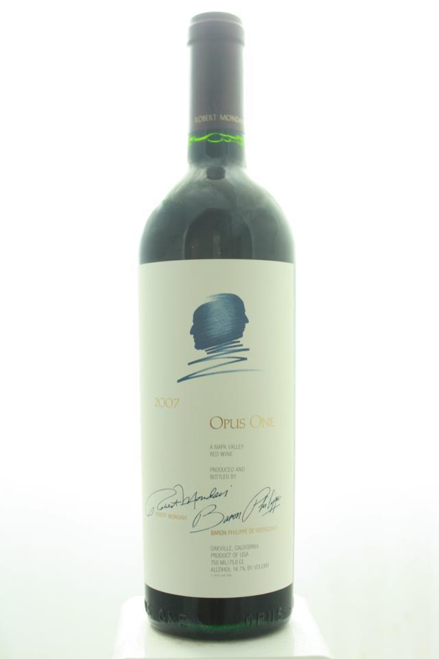 Opus One 2007