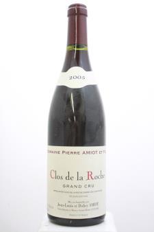 Pierre Amiot Clos de la Roche 2005