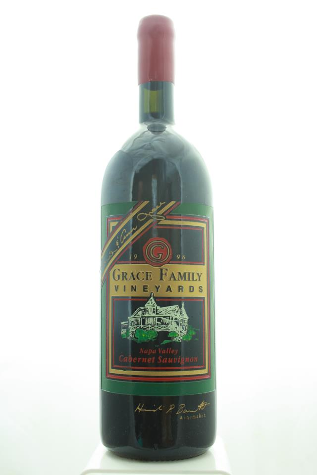 Grace Family Vineyard Cabernet Sauvignon Estate 1996
