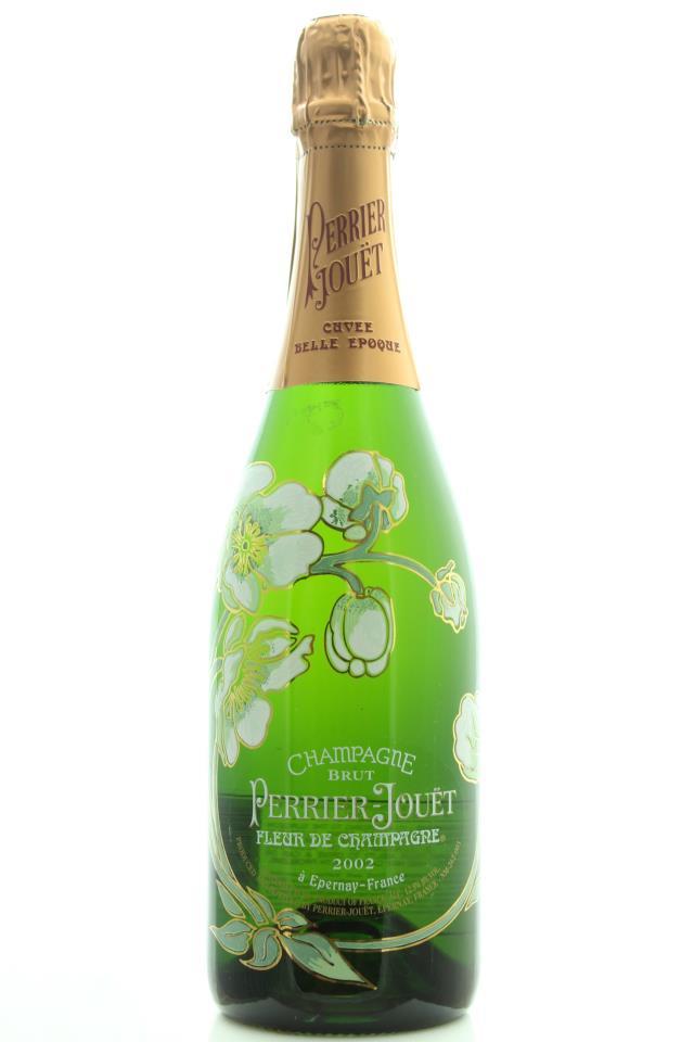 Perrier-Jouët Fleur de Champagne Cuvée Belle Epoque Brut 2002