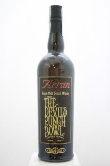 Arran Single Malt Scotch Whisky The Devil