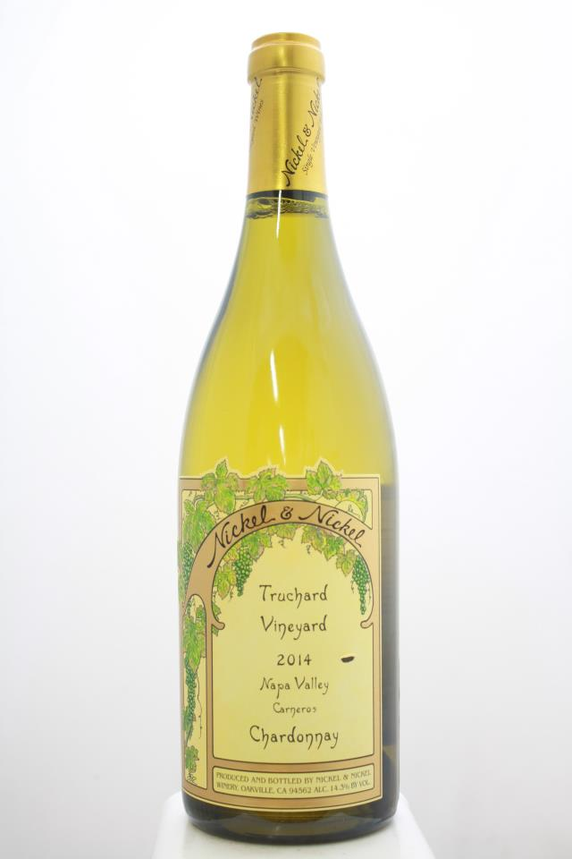 Nickel & Nickel Chardonnay Truchard Vineyard 2014