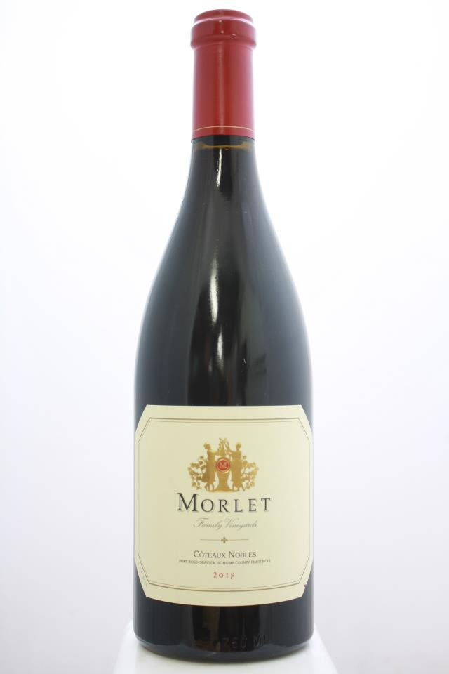 Morlet Family Vineyards Pinot Noir Coteaux Nobles 2018