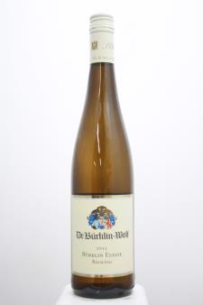 Dr. Bürklin-Wolf Burklin Estate Riesling #23 2015