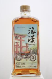 Hombo Shuzo Mars Blended Japanese Whisky Biker Journey NV