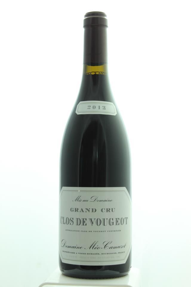 Domaine Méo-Camuzet Clos de Vougeot 2013