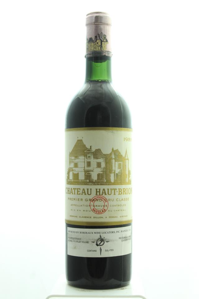 Haut-Brion 1955