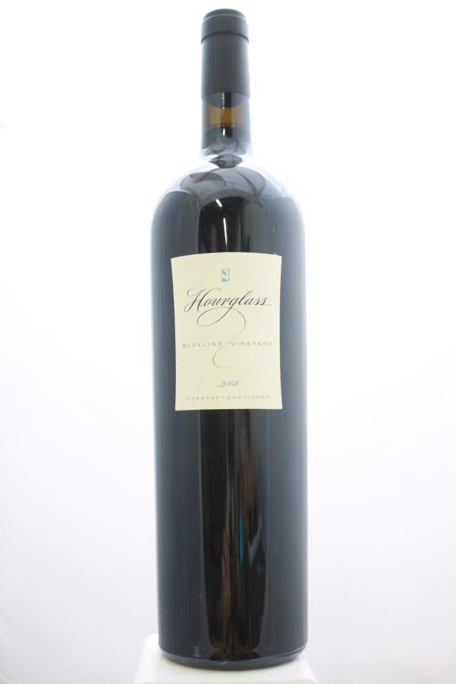 Hourglass Cabernet Sauvignon Blueline Vineyard 2008