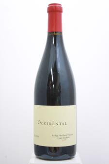 Occidental Pinot Noir Bodega Headlands Vineyard Cuvée Elizabeth 2017