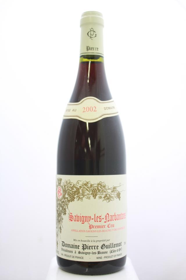 Pierre Guillemot Savigny-Les-Narbantons 2002