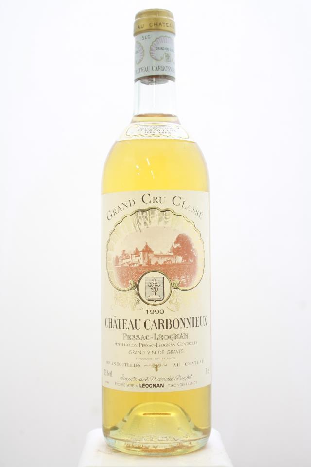 Carbonnieux Blanc 1990