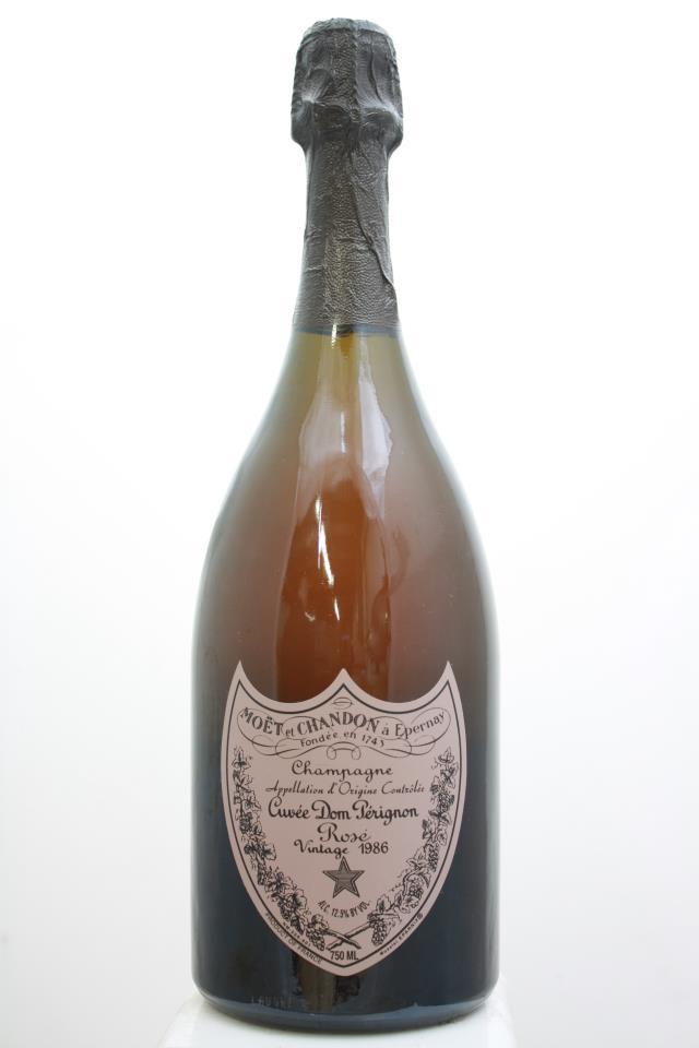 Moët & Chandon Dom Perignon Rosé 1986